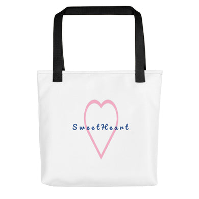 Sweet Heart Tote bag - UniqXpression