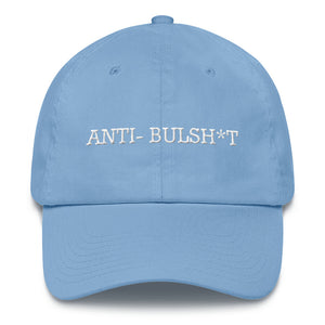 Anti-Bullsh*t Cotton Cap - UniqXpression