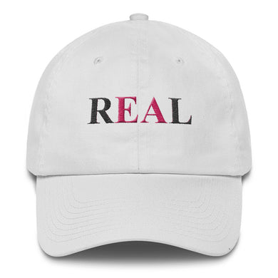 REAL Cotton Cap