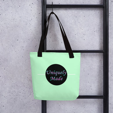 Uniquely Made Tote bag
