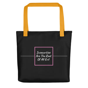Insecurities Tote bag - UniqXpression