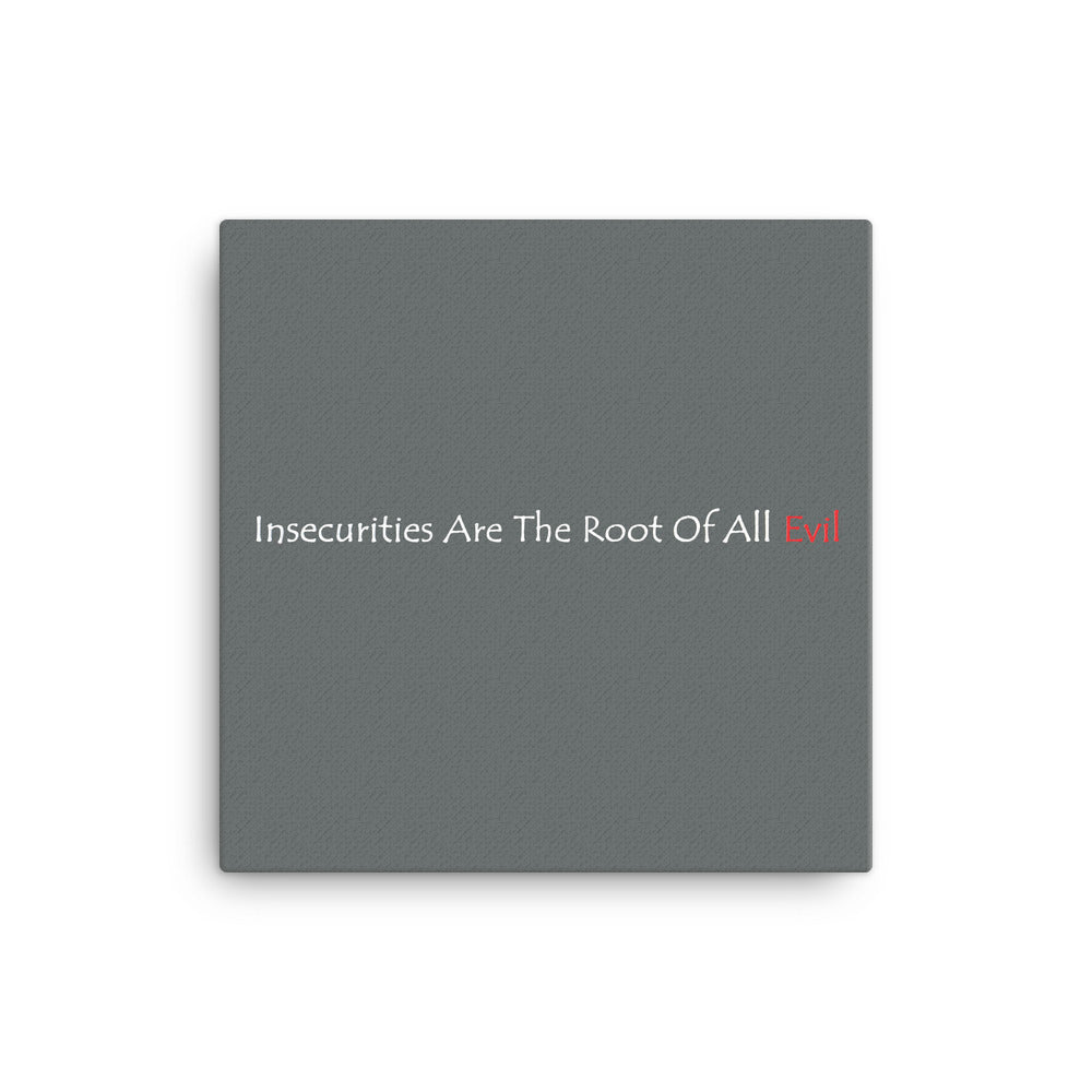 Insecurities Canvas