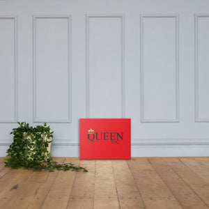 Queen Inc Canvas