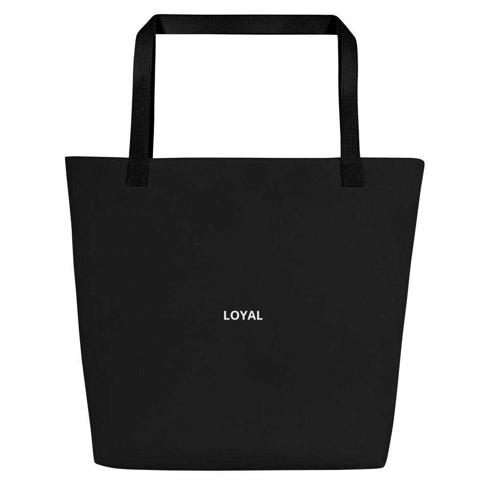 LOYAL Beach Bag - UniqXpression