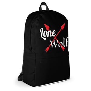 Lone Wolf Backpack - UniqXpression