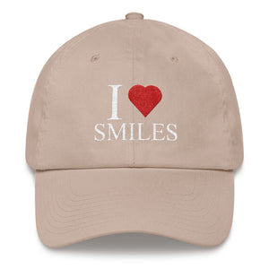 I Love Smiles Hat - UniqXpression