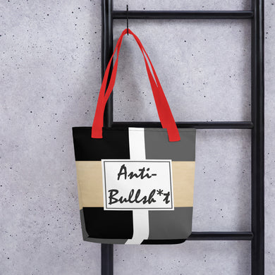 Anti - Bullsh*t Tote bag