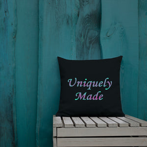 Uniquely Made Premium Pillow
