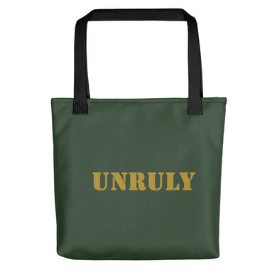 Unruly Tote bag - UniqXpression