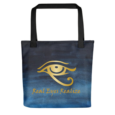 Real Eyes Realize Tote bag