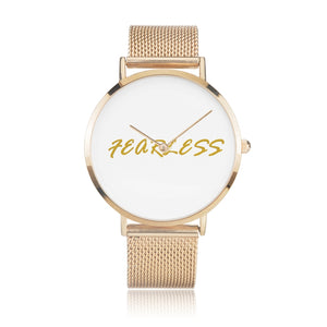 Fearless Watch - UniqXpression