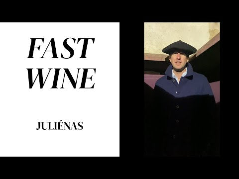 Fast Wine Juliénas Beaujolais vin rouge