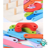 [HOT] Geometrical Shape Column Set Puzzle