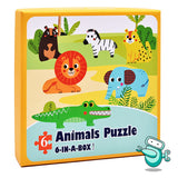 [HOT] Cute Puzzle (6 in a box)