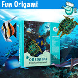 [HOT] Origami - Underwater Animals