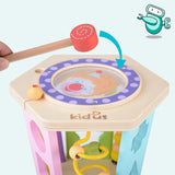 [HOT] Multifunction 6-Sided Cognitive Drum (Type A)