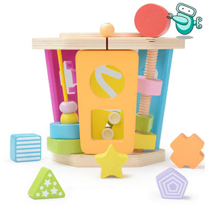 [HOT] Multifunction 6-Sided Cognitive Drum (Type B)