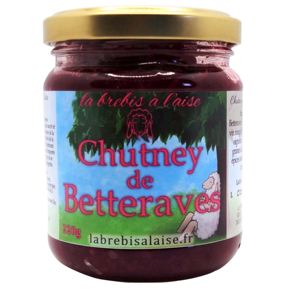 Chutney de Betteraves