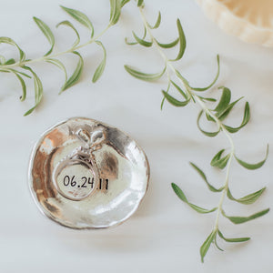 Custom Ring Dish | Special Date