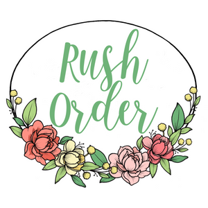 Rush My Order Option