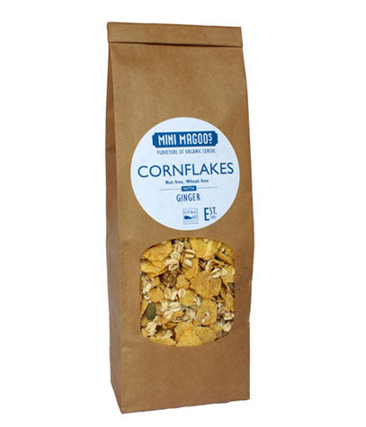 Organic Cornflakes with Ginger