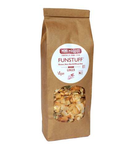 Funstuff Organic Seeds Mix with Ginger