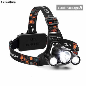 Super bright LED headlamp - Toplineoutdoors