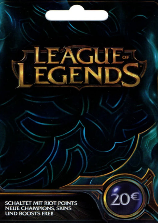 League of Legends 20€