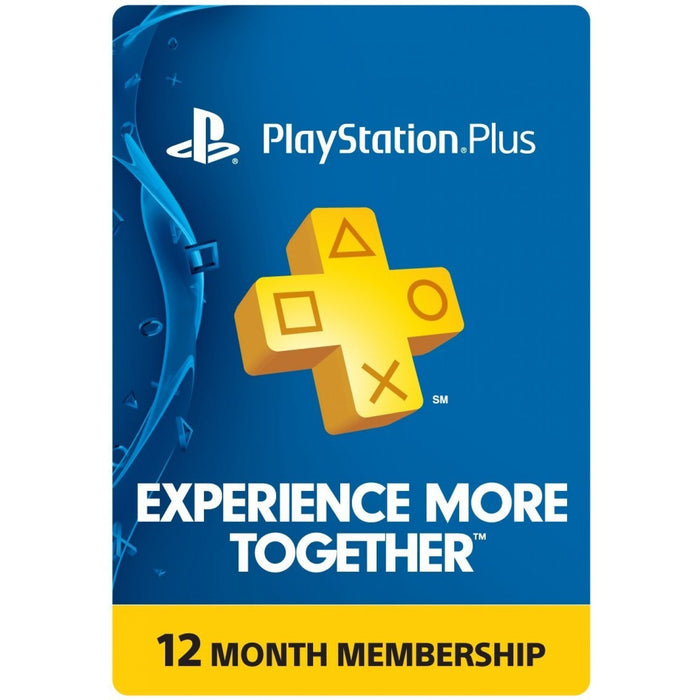 PlayStation Network 1 Month Subscription