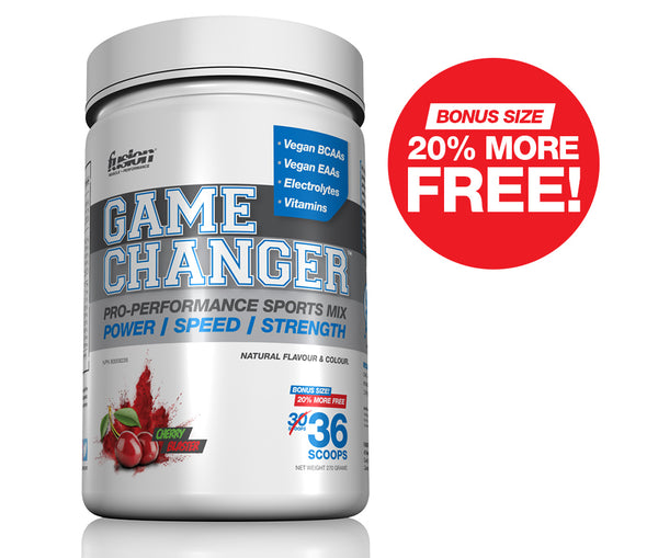 GAME CHANGER – PRO-PERFORMANCE SPORTS MIX