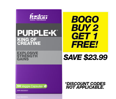 PURPLE•K - 56 VEGGIE CAP - 3-PACK