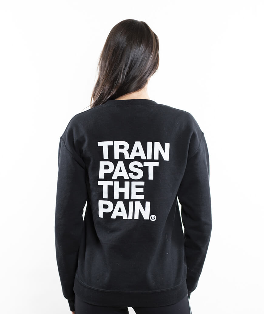 1998 | Train Past The Pain Women's Crew Neck