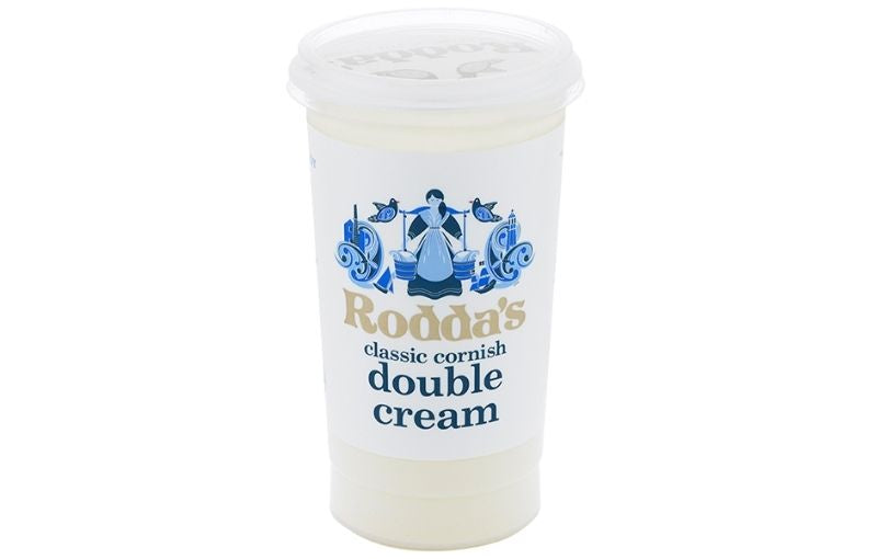 Cream: Rodda's Double