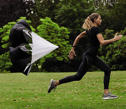 Top 10 Benefits To Training With A Speed Resistance Parachute