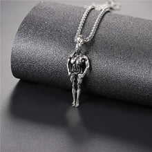 Load image into Gallery viewer, Deluxe Womens Fitness Pendant | BigGymStore.com - biggymstore