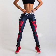 Load image into Gallery viewer, Fly Like A Butterly Yoga Pants | BigGymStore.com - biggymstore