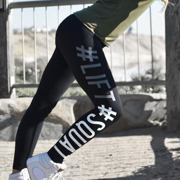 #LIFT #SQUAT Yoga Pants | BigGymStore.com - biggymstore