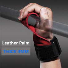 Load image into Gallery viewer, 2 In 1 Wrist Support & Palm Protection Workout Handgrips | BigGymStore.com - biggymstore