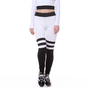 Comfort Stripes Yoga Pants | BigGymStore.com - biggymstore