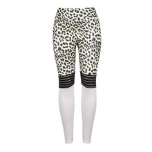 Load image into Gallery viewer, Leopard Print Sports Leggings | BigGymStore.com - biggymstore
