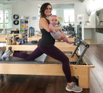Get in Shape While Baby Sleeps with this Pilates-Inspired Workout