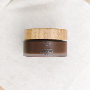dr.lily ros 100% natural elasticity booster clay mask