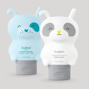 bubbsi 'the moisture' skincare duo