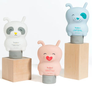 bubbsi 'the whole gang' skincare trio