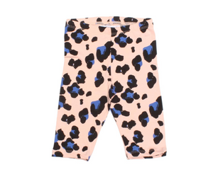 joah love biker short in pink cheetah