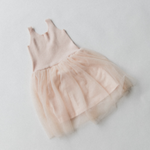 siena dress in light pink