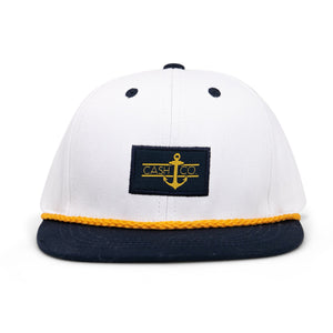 cash & co. sailor hat