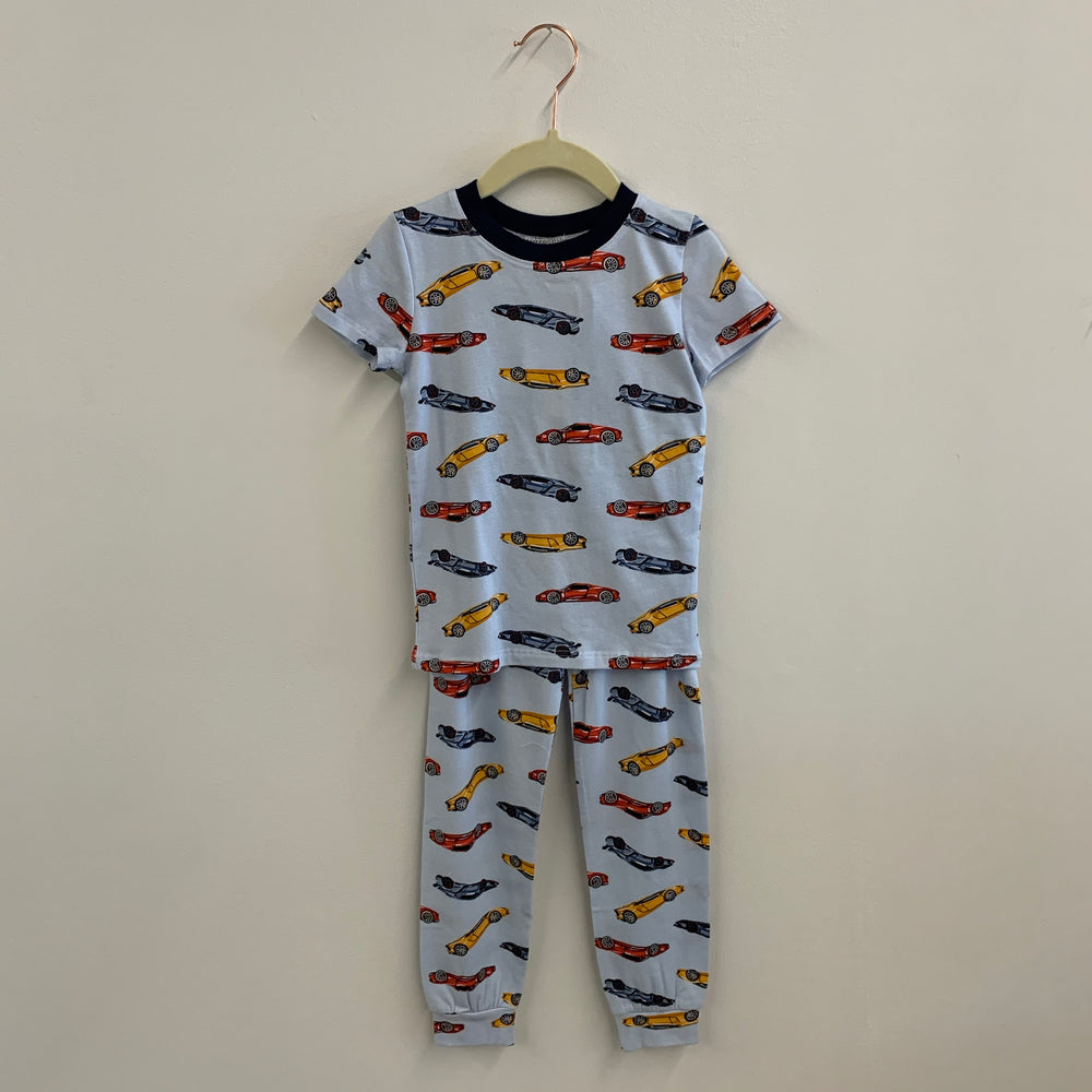 esme cami pajama set in cars
