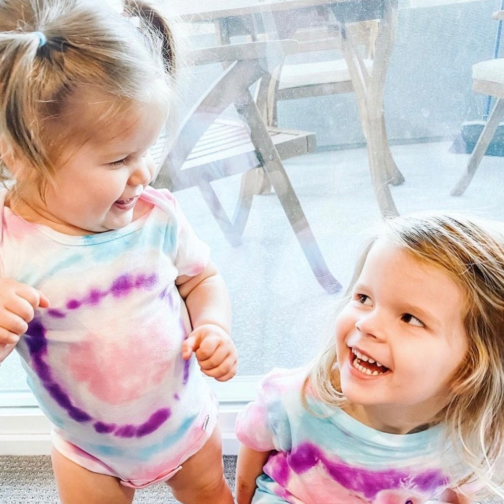 momma osa tie dye toddler activity kit