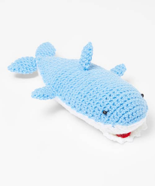 silk road bazaar shark rattle